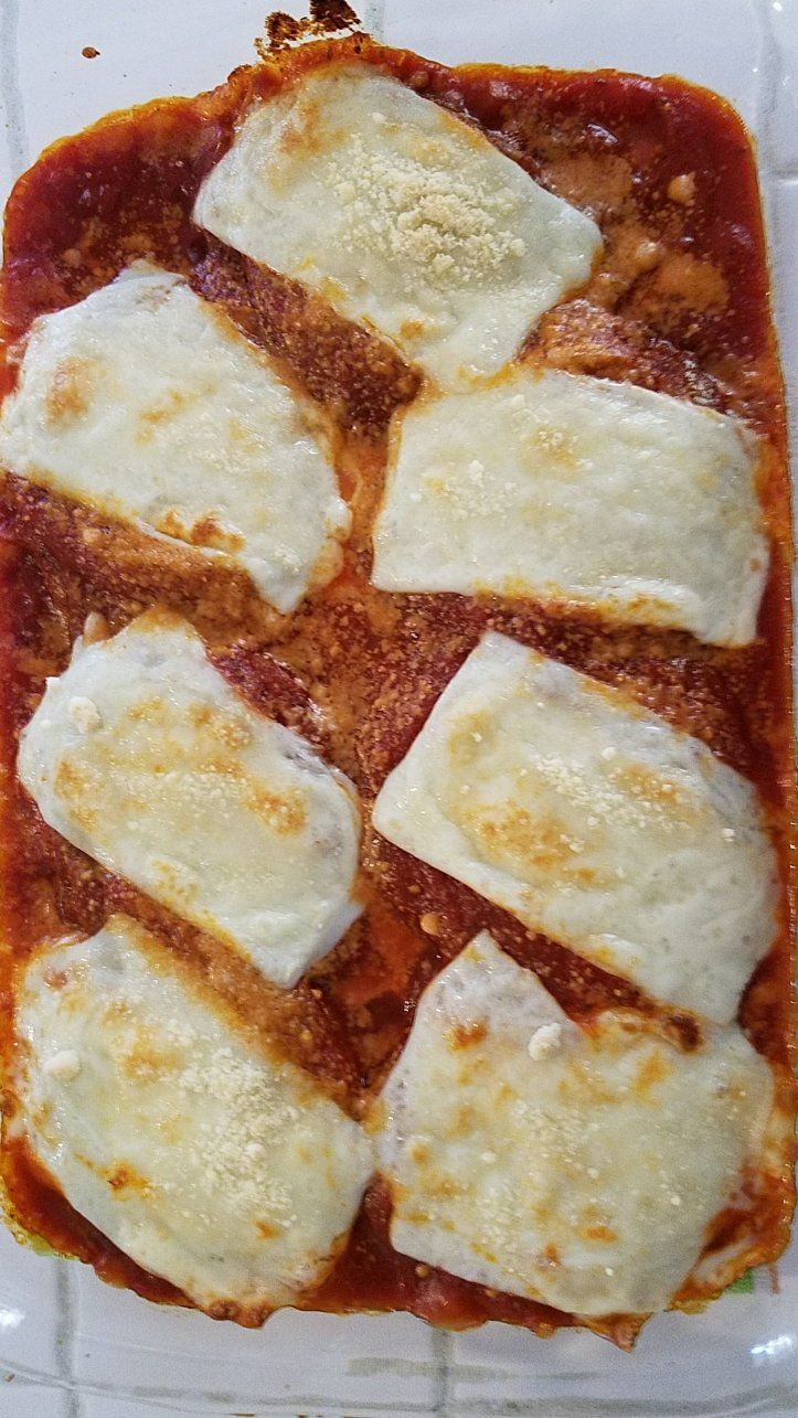 Chicken Parmesan Recipe Food Network Kitchen Food Network Chicken Parmesan Recipe Food Network Food Network Recipes Chicken Parmesan Recipes