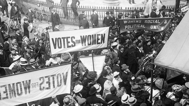 A thoughtful analysis of whether the actions of the suffragettes should be regarded as terrorism.