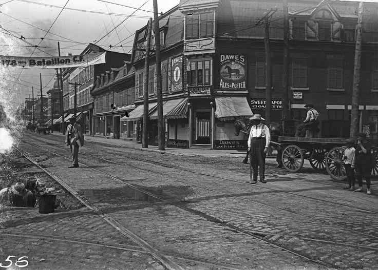 Lachine. 1916. VM117-Y-1P0056. Archives de la Ville de Montréal. | par Archives de la Ville de Montréal