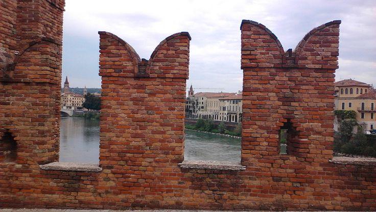 #Veneto #Verona #CastelloScaligero