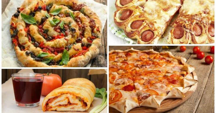 PIZZA: le 10 forme mai viste