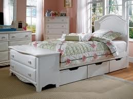 Bed Dresser Footboard