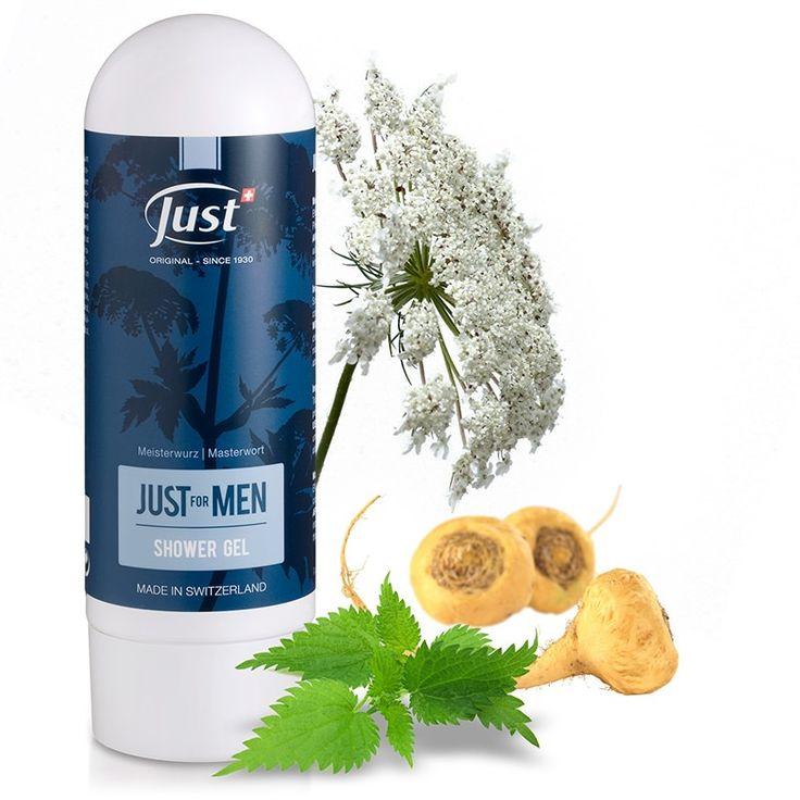 Le JUST FOR MEN Shower Gel est un gel douche tonifiant qui prend intensément soin de votre corps et de vos cheveux. Hydrate durablement Procure vitalité et énergie Entretient, lisse et conditionne vos cheveux Parfum frais, à la fois masculin et discret