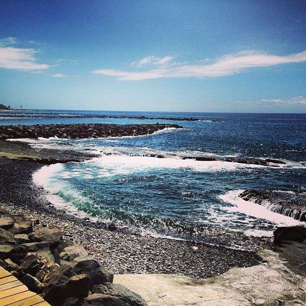 Playa De Las Americas in Adeje, Canarias