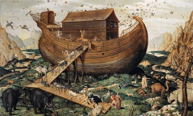 "Noah's Ark theme park loses tax breaks because of religious hiring policy | TheGuardian.com.  ""State tourism secretary, Bob Stewart: 'Certainly, Ark Encounter has every right to change the nature of the project from a tourism attraction to a ministry, However, state tourism tax incentives cannot be used to fund religious indoctrination or otherwise be used to advance religion.'"""