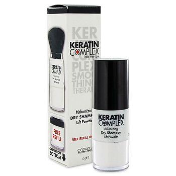 Keratin Complex Volumizing Dry Shampoo