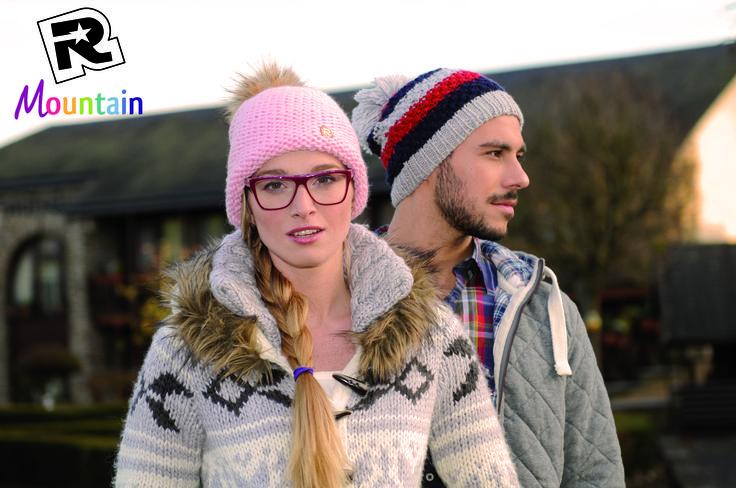 Zimní čepice a letní klobouky Herman
