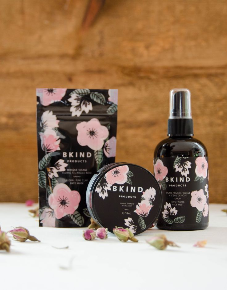 Floral skincare   BKIND products offers you natural, vegan and cruelty-free skincare. Every product is made with the best natural ingredients