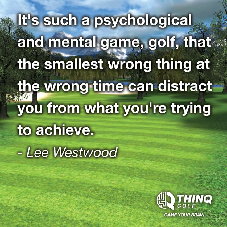 Motivational Quotes For Sports Teams: 25+ Best Inspirational Golf Quotes On Pinterest
