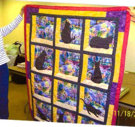 1000 Images About Attic Window Quilts On Pinterest