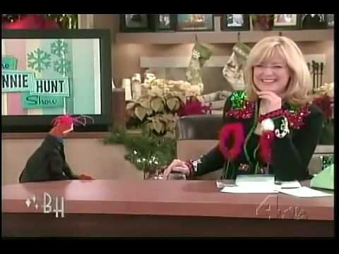Pepe the King Prawn on The Bonnie Hunt Show. This cracks me up every time.