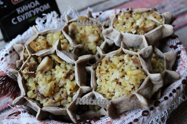 Полезные, вкусные и сытные карельские и финские пирожки - калитки ржаные готовы.