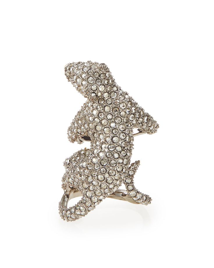 Elements Crystal Panther Ring