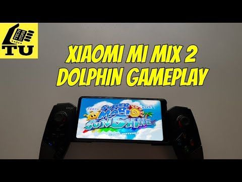 Super Mario Sunshine Dolphin Emulator Adreno 540 Xiaomi MI Mix 2 gaming test - (More info on: http://LIFEWAYSVILLAGE.COM/coupons/super-mario-sunshine-dolphin-emulator-adreno-540-xiaomi-mi-mix-2-gaming-test/)