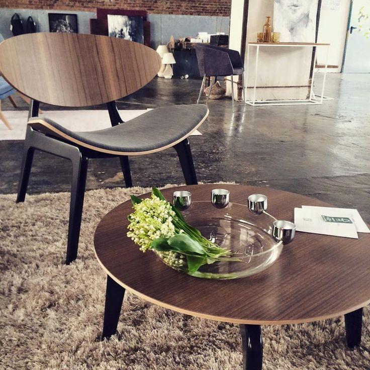 Fotel i stolik firmy Marbet Style w D10 Concept Store