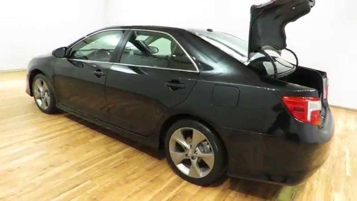 2012 Toyota Camry SE V 6 SE @CarVision.com 35,344 Miles