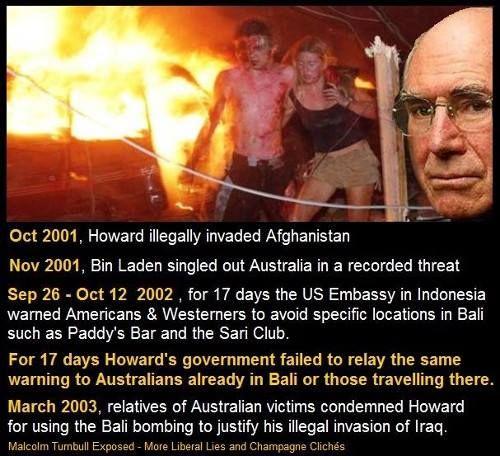 JOHN HOWARD'S WARS