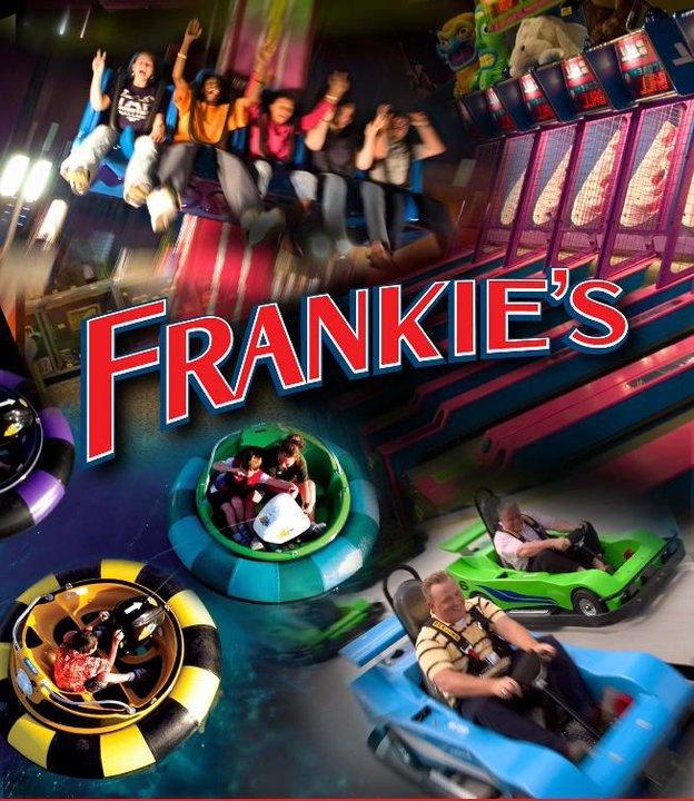 Frankie 39 S Fun Park Fun Parks Pinterest