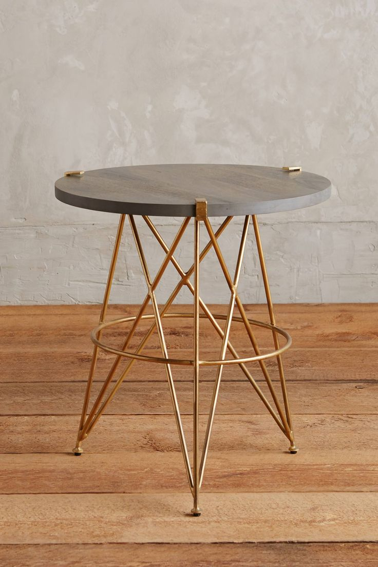 Betelline Side Table Anthropologie Detail And Tables
