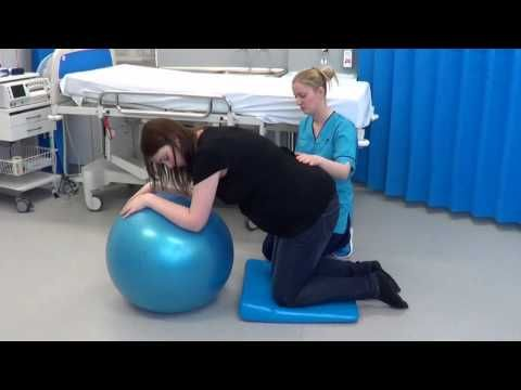 Belly Breathing for Labor and Coordinated Pushing - Pregnancy Exercise - Oh Baby! Fitness - YouTube