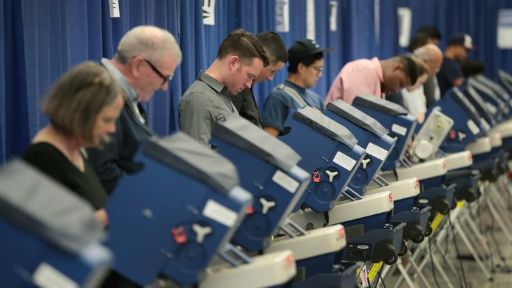 Voter turnout in Chicago is expected to match and possibly surpass the 2012 election, with millennials leading all age groups in ballots cast, the Chicago Board of Elections said Tuesday.