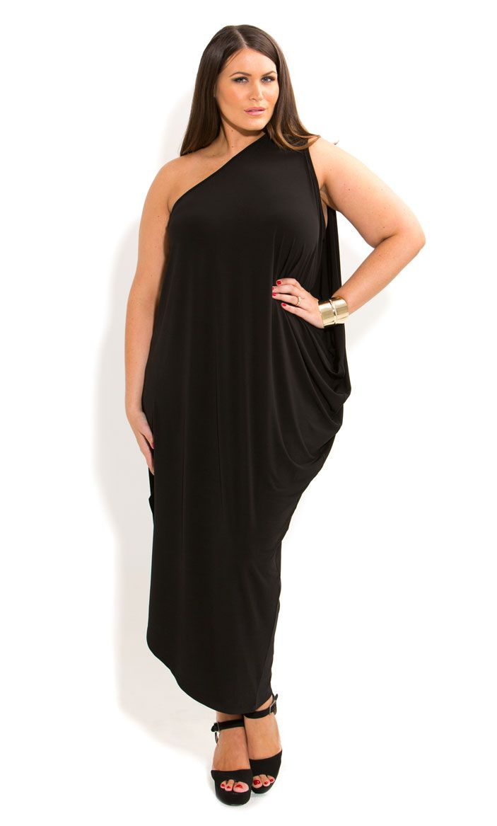 Plus size dress young kylie