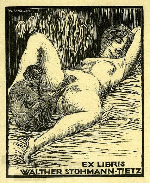 satyr ex libris - Google Search