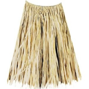 Luau Party - Hula Skirt - Grass Skirt for Tiki Party