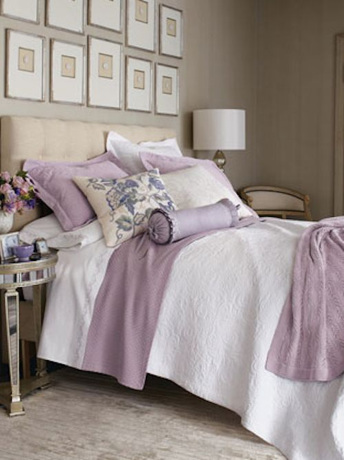 Pin by LuxeFinds.. on Lavender | Pinterest | Bed, Home decor