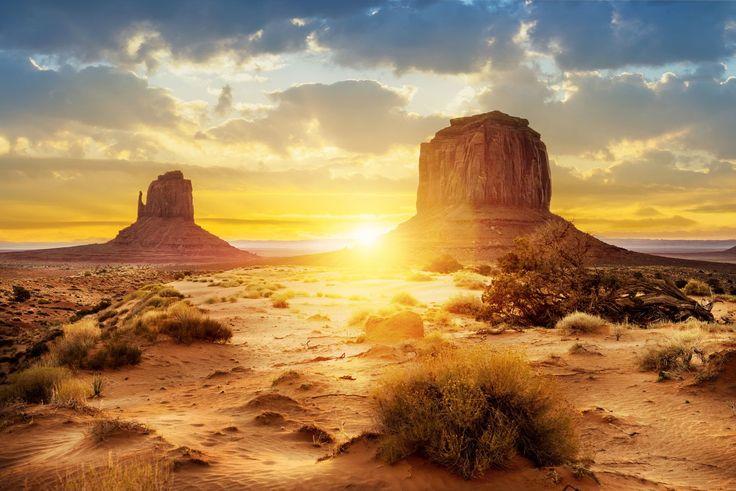 Долина монументов, США - ПоЗиТиФфЧиК - сайт позитивного настроения!