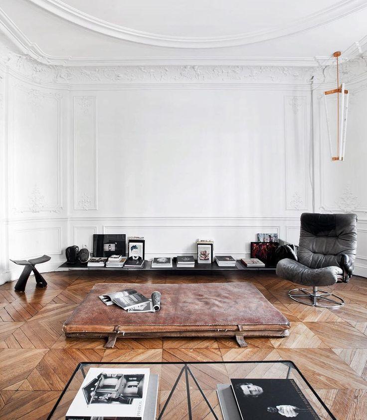 Interior design wohnzimmer altbau  97 besten Interior Bilder auf Pinterest | Wohnen, Altbau und Parkett