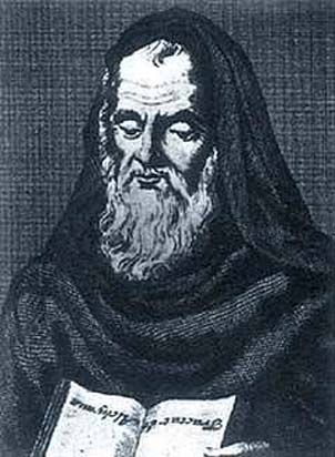 One of the first figures to be associated with the invention of spectacles was the 13th century English, friar Roger Bacon who was based in Paris and outlined the scientific principles behind the use of corrective lenses in his Opus Majus (c.1266), of which the College possesses an early printed edition prepared from Bacon's manuscripts in 1733. More information here http://www.college-optometrists.org/en/knowledge-centre/museyeum/online_exhibitions/spectacles/invention.cfm