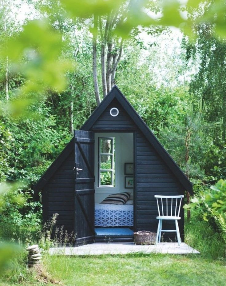 Check Out These 17 Stunning Swedish Style Homes We Adore House Building A Shed Small House