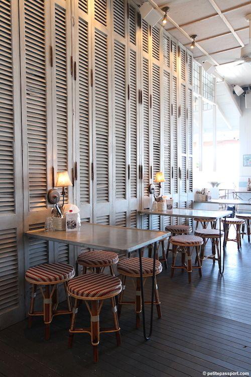 39 best shutter decor images on pinterest home live and home decor - Binnen deco ...