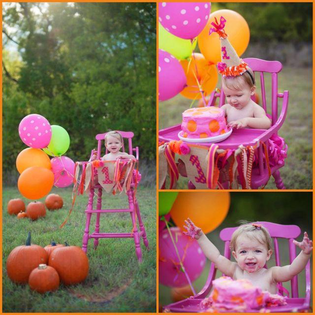 Pumpkin Smash Cake: 25+ Best Ideas About Pink Smash Cakes On Pinterest