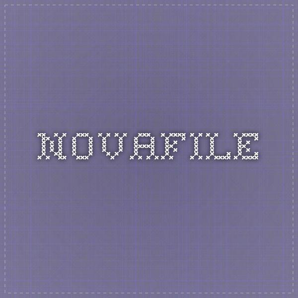 Novafile