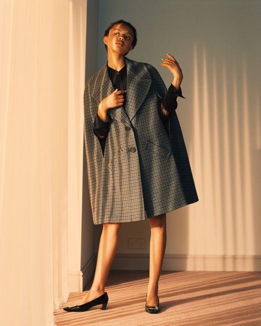 lesthetiquedelinventaire: Poppy Okotcha by Lena C. Emery for WSJ Magazine