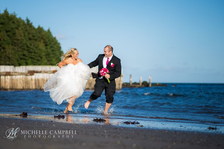 Sarah and Cory // Cape Breton Wedding Photographer | http://www.michelle-campbell.ca