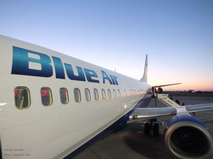 Constanța – Roma cu Blue Air, din 27 aprilie 2017