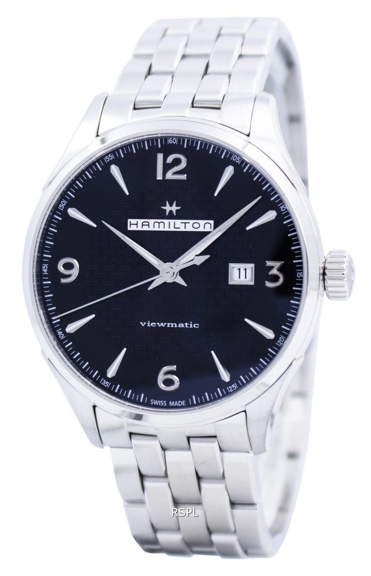 #Hamilton #Jazzmaster Viewmatic Automatic Swiss Made H32755131 Mens Watch