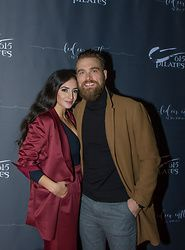 Red Carpet Event Yandra Vitorio and Caleb Patterson-Sewell