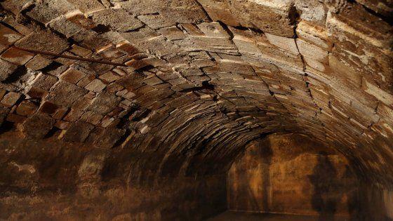 Roma, La cisterna segreta dell'Appia Antica.
