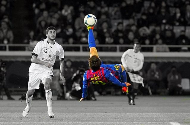 36 best lionel messi images on pinterest lionel messi barcelona and barcelona city - Messi bicycle kick assist ...