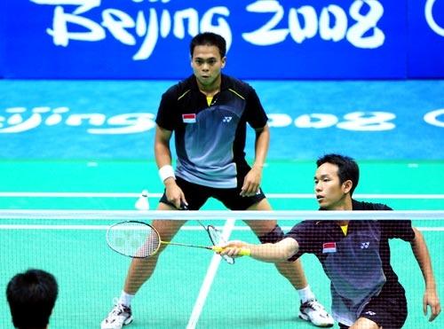 Markis Kido / Hendra Setiawan