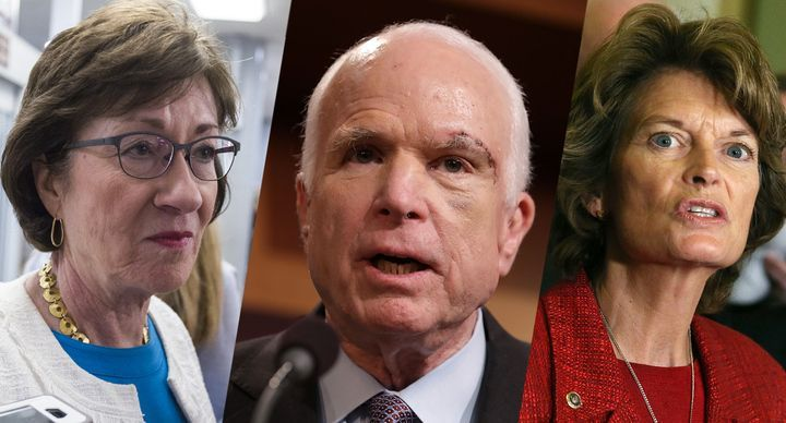 Republican Senators Prove to America They Are Nothing But Filthy Liars -- For Seven Years EVERY Republican Lawmaker Running for Office Ran on Repealing Obamacare. Senator McCain ran on repealing Obamacare in ...