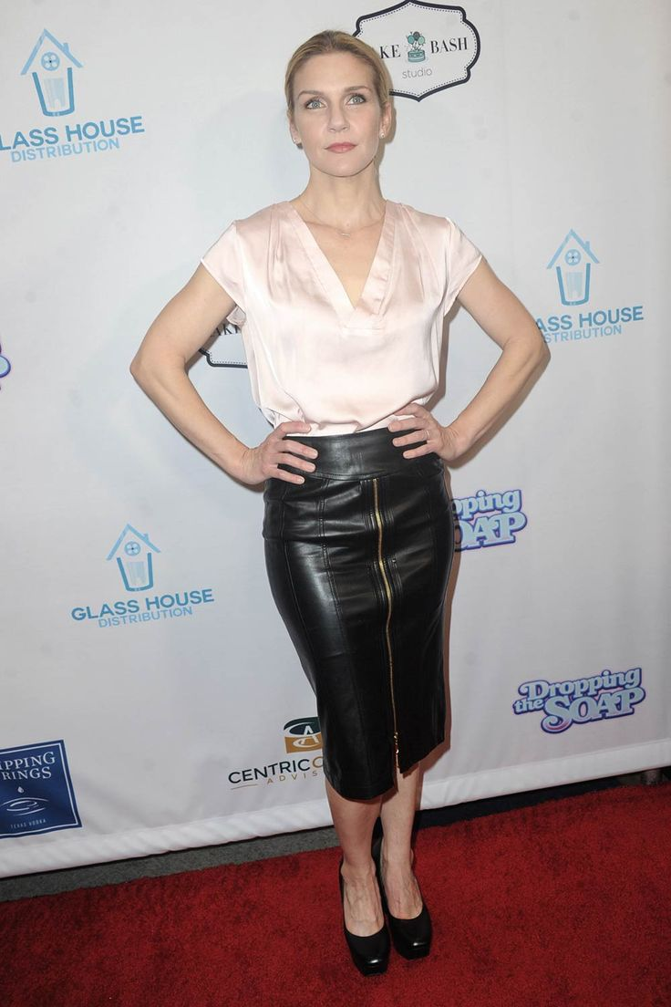 Actress Rhea Seehorn arrives for the Premiere Of Glass House Distributions' 'Dropping The Soap' held at Writers Guild Theater on March 7, 2017 in…