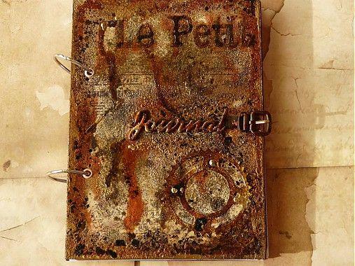 Le Petit Journal by Preciouss - SAShE.sk - Handmade Zápisníky