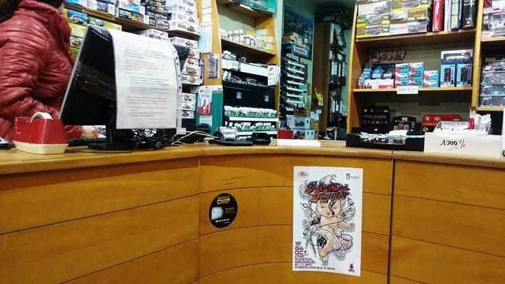 "POSTER #ArtToy Exhibition ""El Arte del Jugute"" ""The Art of Toy"" October 2017 organized by Art Toy Gama Collective #ArtToyGama in Corporación Cultural San Miguel de Santiago de Chile #arttoys #designertoys in  Organized and Curated by #AntuBoccaValenzuela  #contemporaryArt #customtoys #artgallery #galleryart #toyshow #CONTEMPORARYart #vinyltoys #museums #artexhibition #vinylfigures"