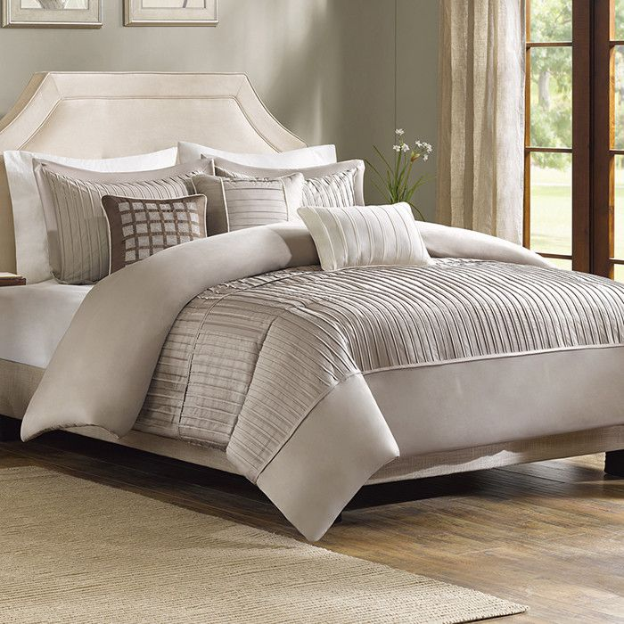 7-Piece Trinity Comforter Set - The Lap of Luxury on Joss & Main