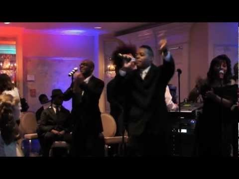 "Entertainment Consultants and Music New Jersey present:  Uptown Rhythm, ""Dynomite"" To reserve Uptown Rhythm for your wedding reception, contact us at:  Email:  ecmusicnj@gmail.com  or Call:  (908)464-0038,  (908)451-1955      NJ Wedding,NY Wedding Music, CT Live Music Band - YouTube"